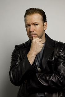 Donnie Wahlberg - Poster / Capa / Cartaz - Oficial 1