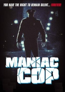 Maniac Cop - O Exterminador - Poster / Capa / Cartaz - Oficial 1