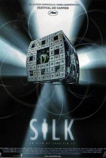 Silk - O Primeiro Espírito Capturado - Poster / Capa / Cartaz - Oficial 2