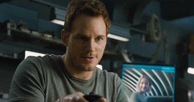 Passageiros   Vídeo mostra a transformação de Chris Pratt  para o filme