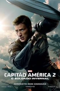 Capitão América 2: O Soldado Invernal - Poster / Capa / Cartaz - Oficial 9