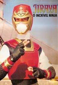 Jiraya - O Incrível Ninja - Poster / Capa / Cartaz - Oficial 2