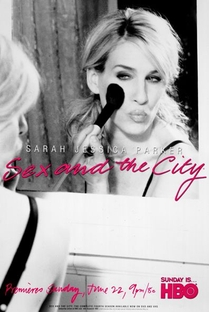 Sex and the City (6ª Temporada) - Poster / Capa / Cartaz - Oficial 4