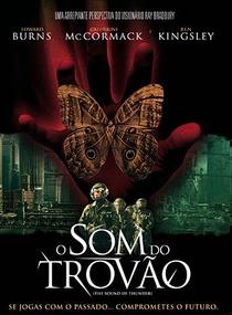 O Som do Trovão - Poster / Capa / Cartaz - Oficial 3