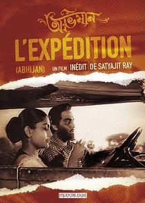 A Expedição - Poster / Capa / Cartaz - Oficial 3