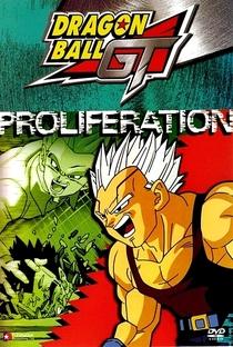 Dragon Ball GT: Saga Viagem Pelo Universo - Poster / Capa / Cartaz - Oficial 12