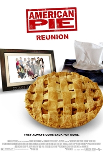 American Pie: O Reencontro - Poster / Capa / Cartaz - Oficial 2