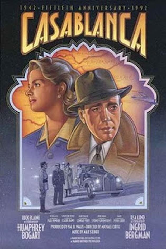 GARGALHANDO POR DENTRO: Casablanca