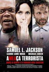 Ameaça Terrorista - Poster / Capa / Cartaz - Oficial 9