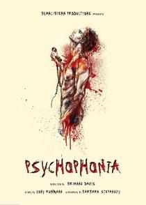 Psychophonia - Poster / Capa / Cartaz - Oficial 1