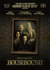 Housebound - Poster / Capa / Cartaz - Oficial 3