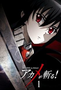 Akame ga Kill! - Poster / Capa / Cartaz - Oficial 3