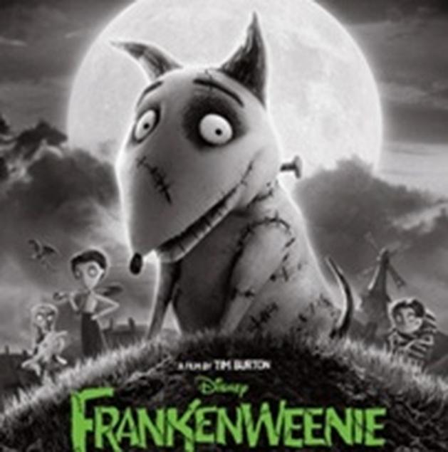 """.: Oficial clipe de """"Frankenweenie"""""""