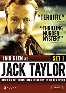 Jack Taylor: The Guards - Poster / Capa / Cartaz - Oficial 1