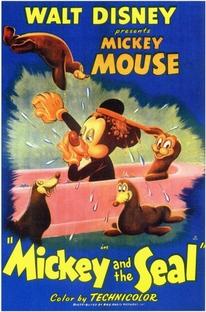 Mickey e a Foca  - Poster / Capa / Cartaz - Oficial 1
