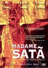 Madame Satã - Poster / Capa / Cartaz - Oficial 4