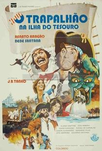 O Trapalhão na Ilha do Tesouro - Poster / Capa / Cartaz - Oficial 1