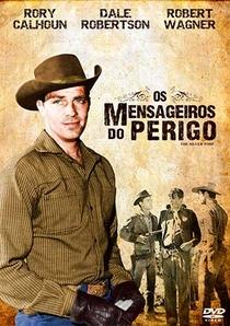 Os Mensageiros do Perigo - Poster / Capa / Cartaz - Oficial 2