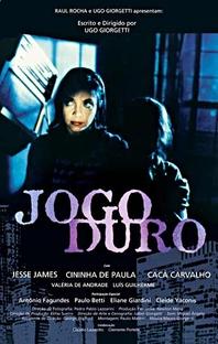 Jogo Duro - Poster / Capa / Cartaz - Oficial 2