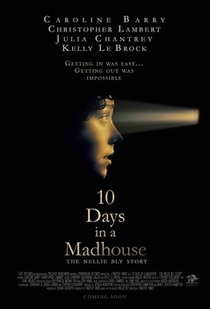 10 Days in a Madhouse - Poster / Capa / Cartaz - Oficial 2