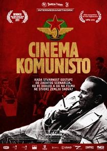 Cinema Komunisto - Poster / Capa / Cartaz - Oficial 1