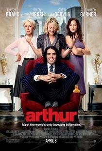 Arthur – O Milionário Irresistível - Poster / Capa / Cartaz - Oficial 3
