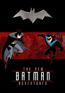 As Novas Aventuras do Batman - Poster / Capa / Cartaz - Oficial 3