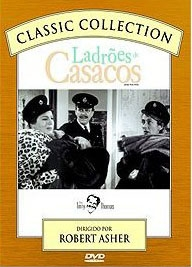 Ladrões de Casacos - Poster / Capa / Cartaz - Oficial 2