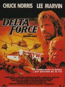 Comando Delta - Poster / Capa / Cartaz - Oficial 1