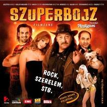 Szuperbojz - Poster / Capa / Cartaz - Oficial 1