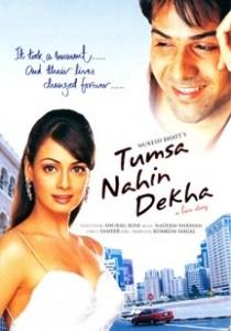 Tumsa Nahin Dekha - Poster / Capa / Cartaz - Oficial 1