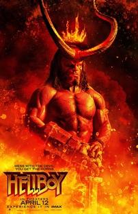 Hellboy - Poster / Capa / Cartaz - Oficial 7