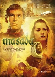 Masada - Poster / Capa / Cartaz - Oficial 4