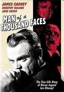 O Homem das Mil Caras  - Poster / Capa / Cartaz - Oficial 1