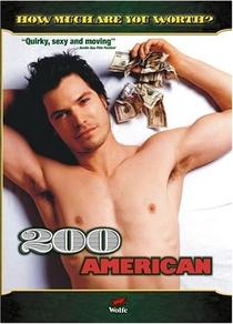 200 American - Poster / Capa / Cartaz - Oficial 1