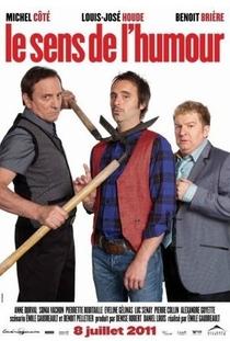 Le Sens de L'humour - Poster / Capa / Cartaz - Oficial 1