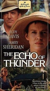 The Echo Of Thunder - Poster / Capa / Cartaz - Oficial 1
