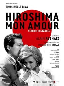 Hiroshima, Meu Amor - Poster / Capa / Cartaz - Oficial 6