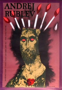 Andrei Rublev - Poster / Capa / Cartaz - Oficial 5