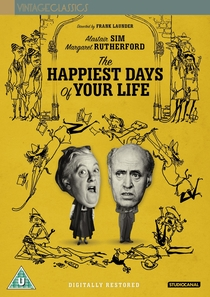 The Happiest Days of Your Life - Poster / Capa / Cartaz - Oficial 3