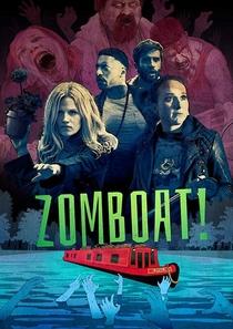 Zomboat! - Poster / Capa / Cartaz - Oficial 1