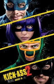 Kick-Ass 2 - Poster / Capa / Cartaz - Oficial 5
