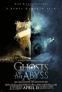Fantasmas do Abismo - Poster / Capa / Cartaz - Oficial 1
