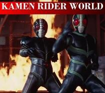 Kamen Rider Mundo - Poster / Capa / Cartaz - Oficial 1