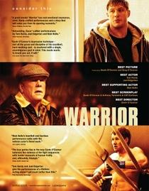 Guerreiro - Poster / Capa / Cartaz - Oficial 10