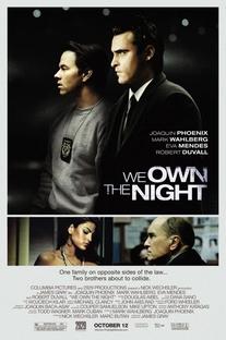 Os Donos da Noite - Poster / Capa / Cartaz - Oficial 3