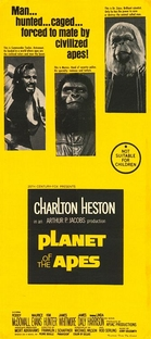 O Planeta dos Macacos - Poster / Capa / Cartaz - Oficial 6