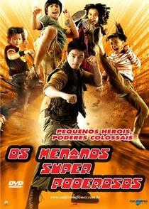 Os Meninos Superpoderosos - Poster / Capa / Cartaz - Oficial 1