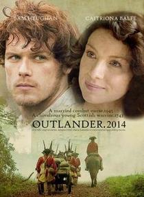 Outlander (1ª Temporada) - Poster / Capa / Cartaz - Oficial 5