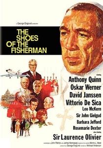 As Sandálias do Pescador - Poster / Capa / Cartaz - Oficial 1